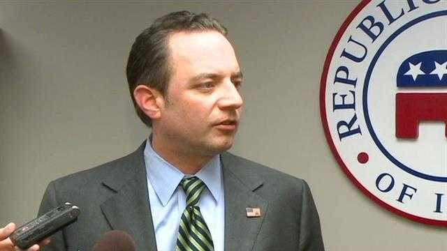 GOP chief talks about reshaping, re-energizing party
