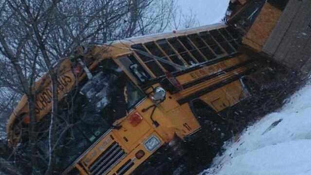 Dalton Davis School Bus