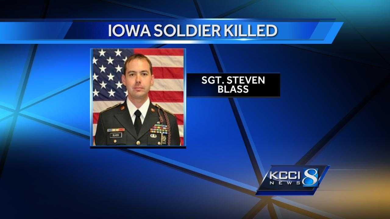 Staff Sgt. Steven Blass