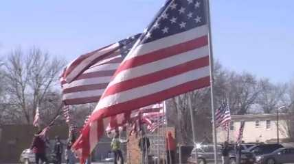 KCRG Flags