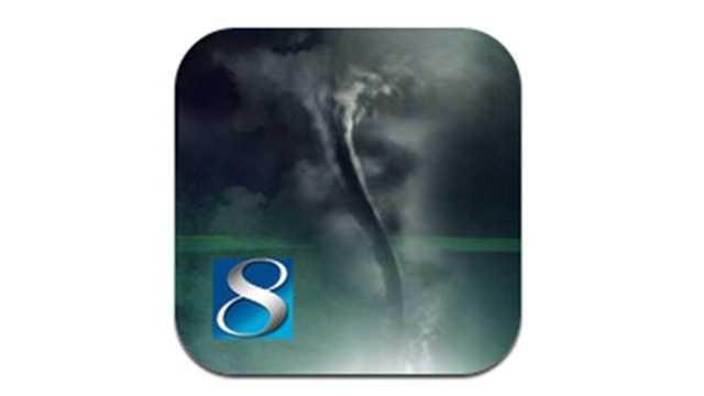 Tornado app KCCI icon