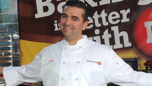 Buddy 'Cake Boss' Valastro