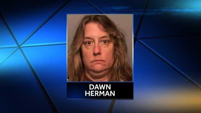 Dawn Herman dawg house fire