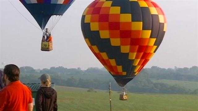 Indianola balloon
