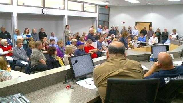 Residents speak out against proposed casino