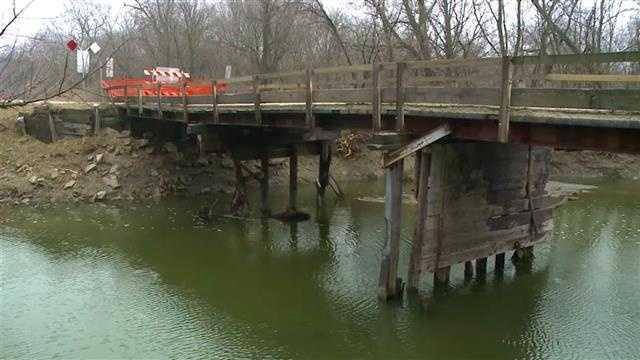 Not enough money to repair Iowa's bridges