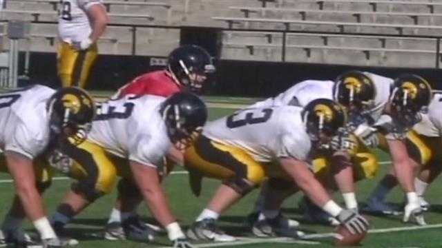 City braces for thousands of Hawkeye football fans