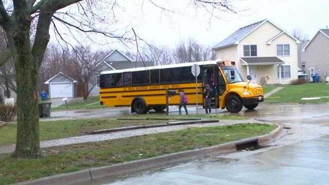 School bus generic DM