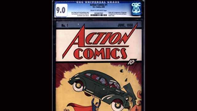 OTD April 18 - Superman