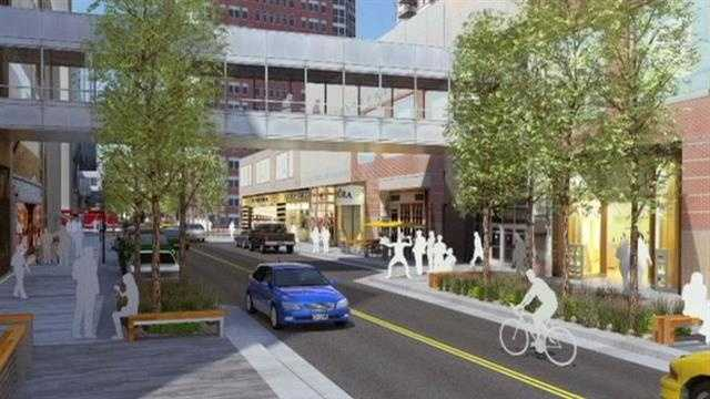 Big new plans for an old part of downtown
