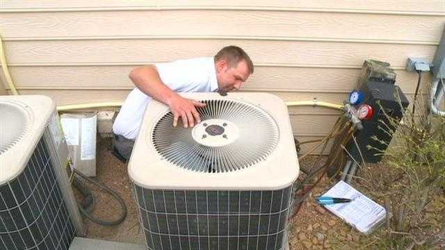 Temperature swings mean big business for HVAC workers