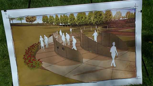 Holocaust memorial plans
