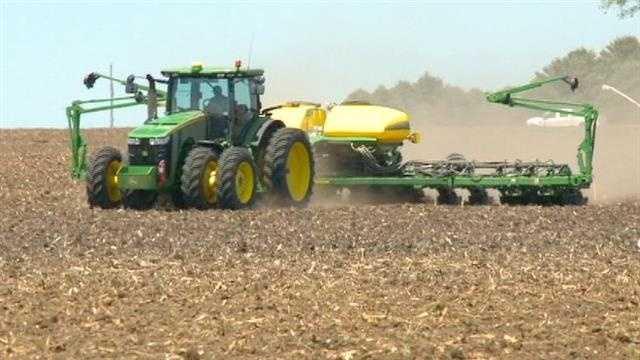 Farm planting