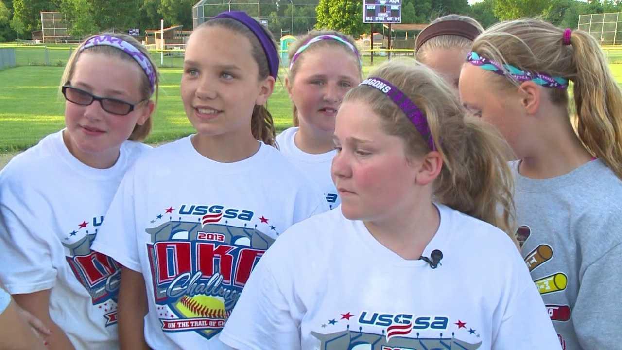 Iowa softball team dodges deadly tornado