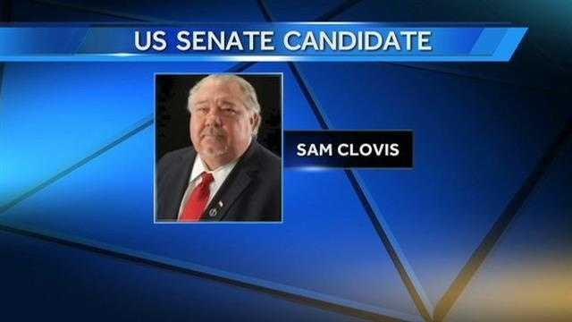 Samuel Clovis