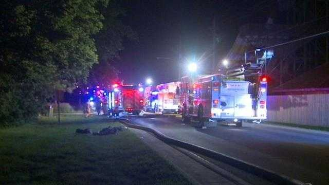 Altoona house fire