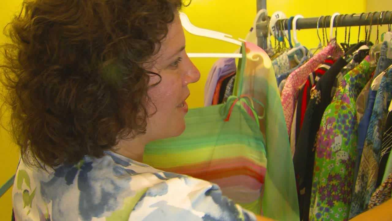 Massive garage sale supports community theater