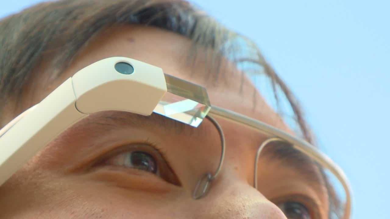Google Glass comes to Iowa