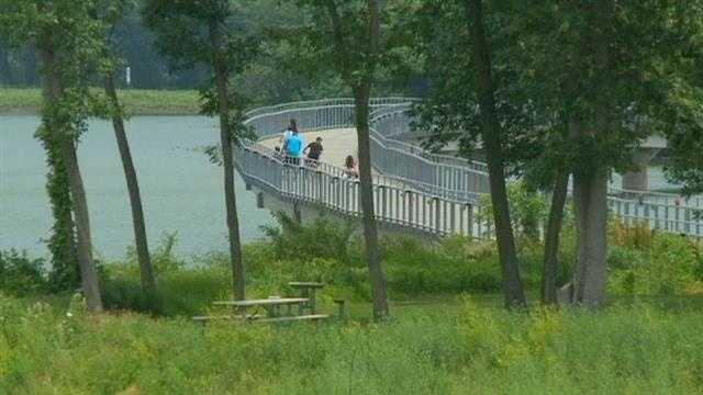 Gray's Lake