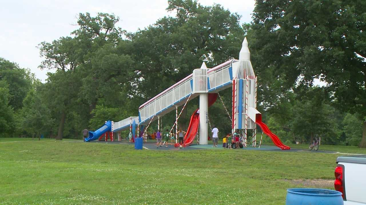 Mother accused of leaving child alone at park for hours