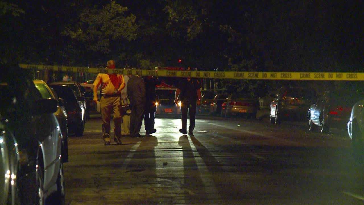 Man shot by police during home invasion identified