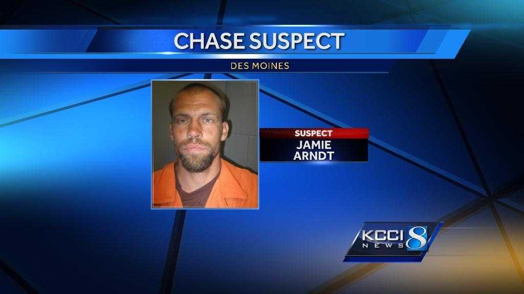 Chase suspect arndt