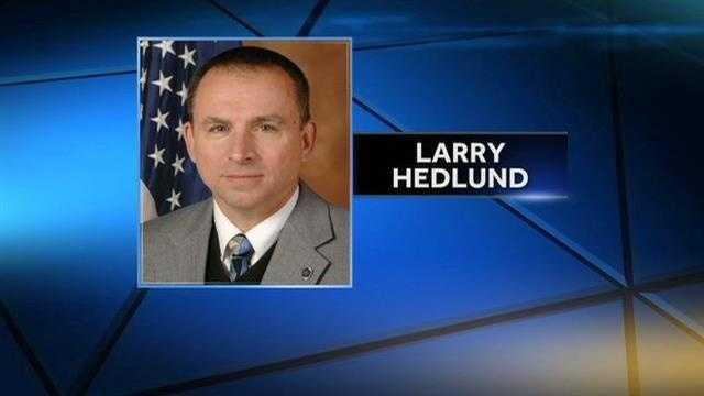 Larry Hedlund dci agent