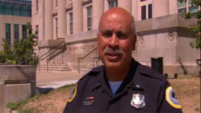 Lt. Joe Gonzalez, Des Moines Police