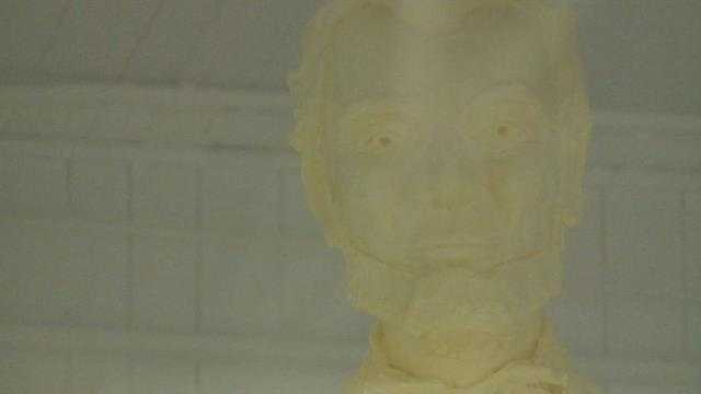 Butter Abraham Lincoln