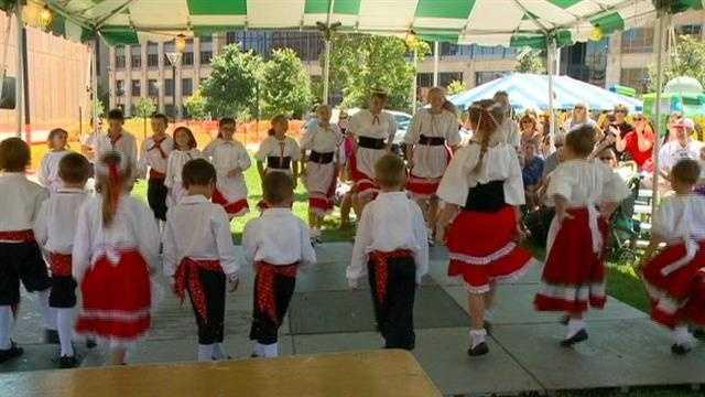 Italian American heritage festival