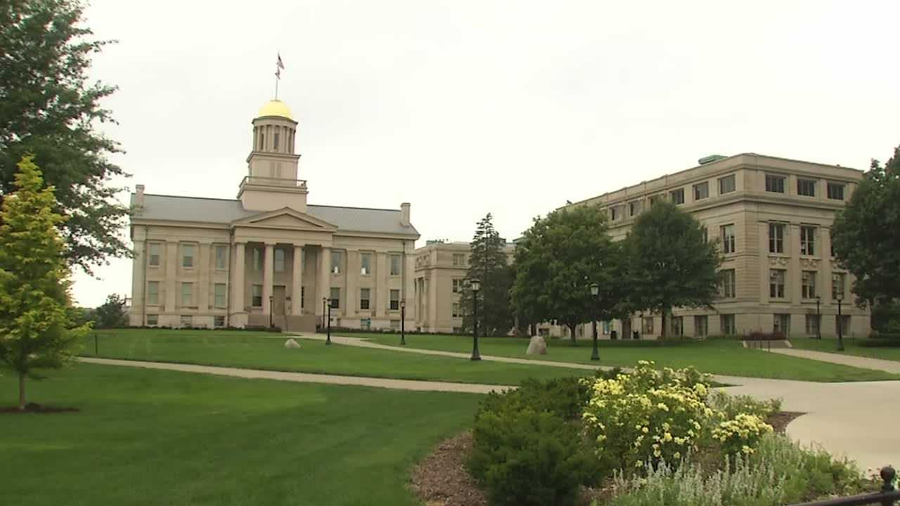 University of Iowa has made the top party school list for nine straight years.