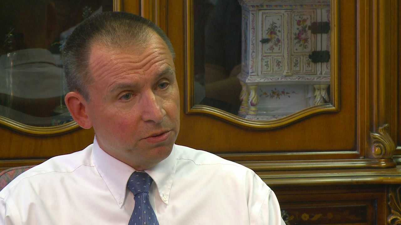 Fired DCI agent talks about lawsuit against 3 officials
