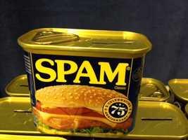 Iowa State Fair spam contest