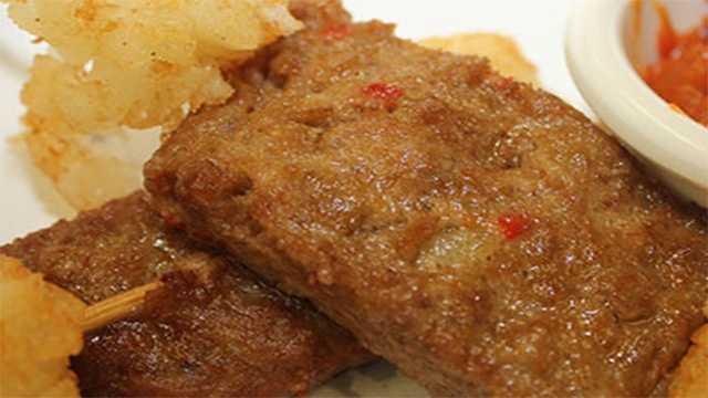 Deep fried meatloaf minnesota fair
