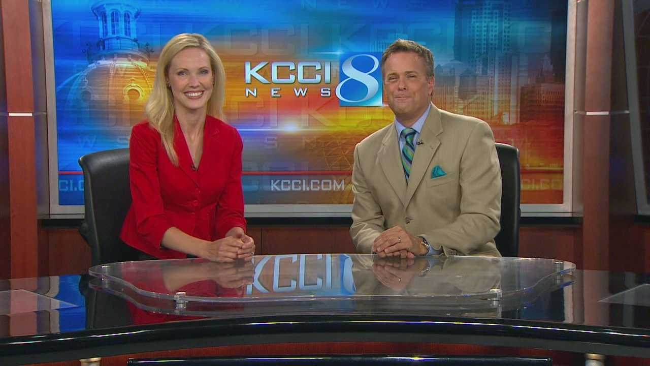 Meet KCCI's new morning anchor