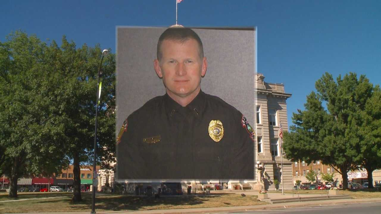 Newton Police honor grieves the loss of 23-year veteran