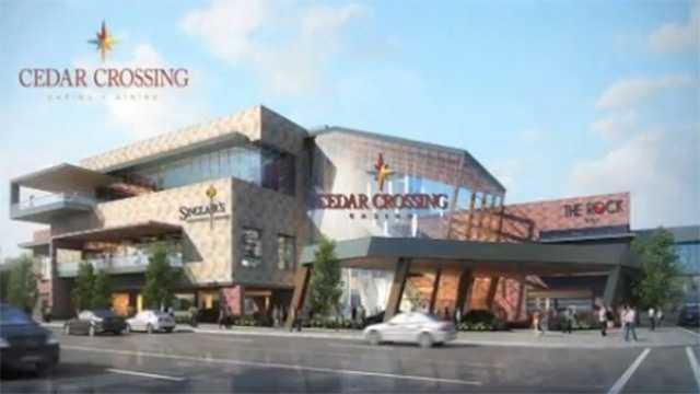 Cedar rapids casino plans