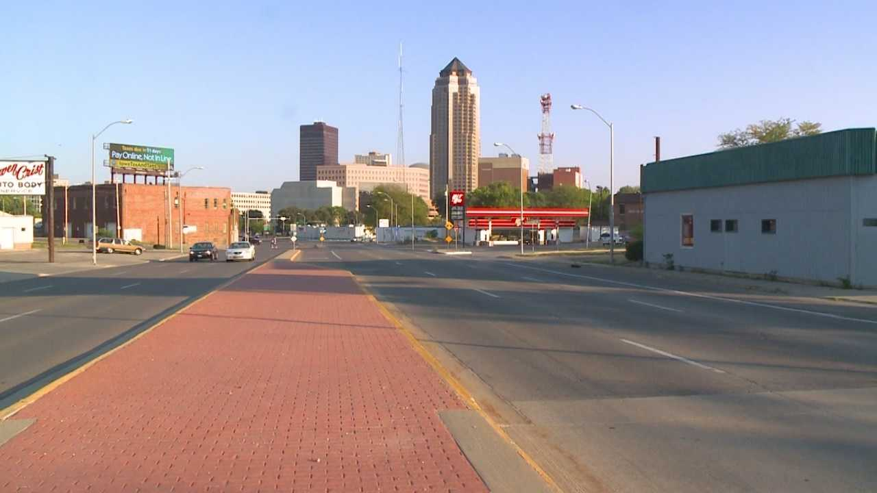 Plans to spruce up Keo Way brought up at city council meeting