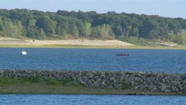 Saylorville lake search ls