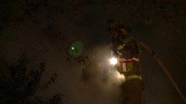 Mitchellville fire