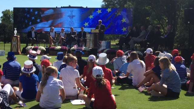 Solheim Cup coming to Des Moines