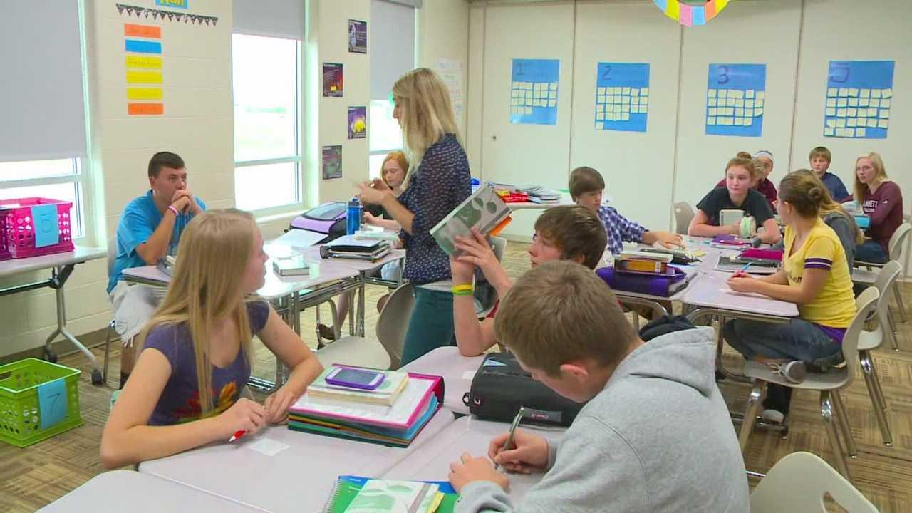 More than half of Iowa's schools did not meet targets