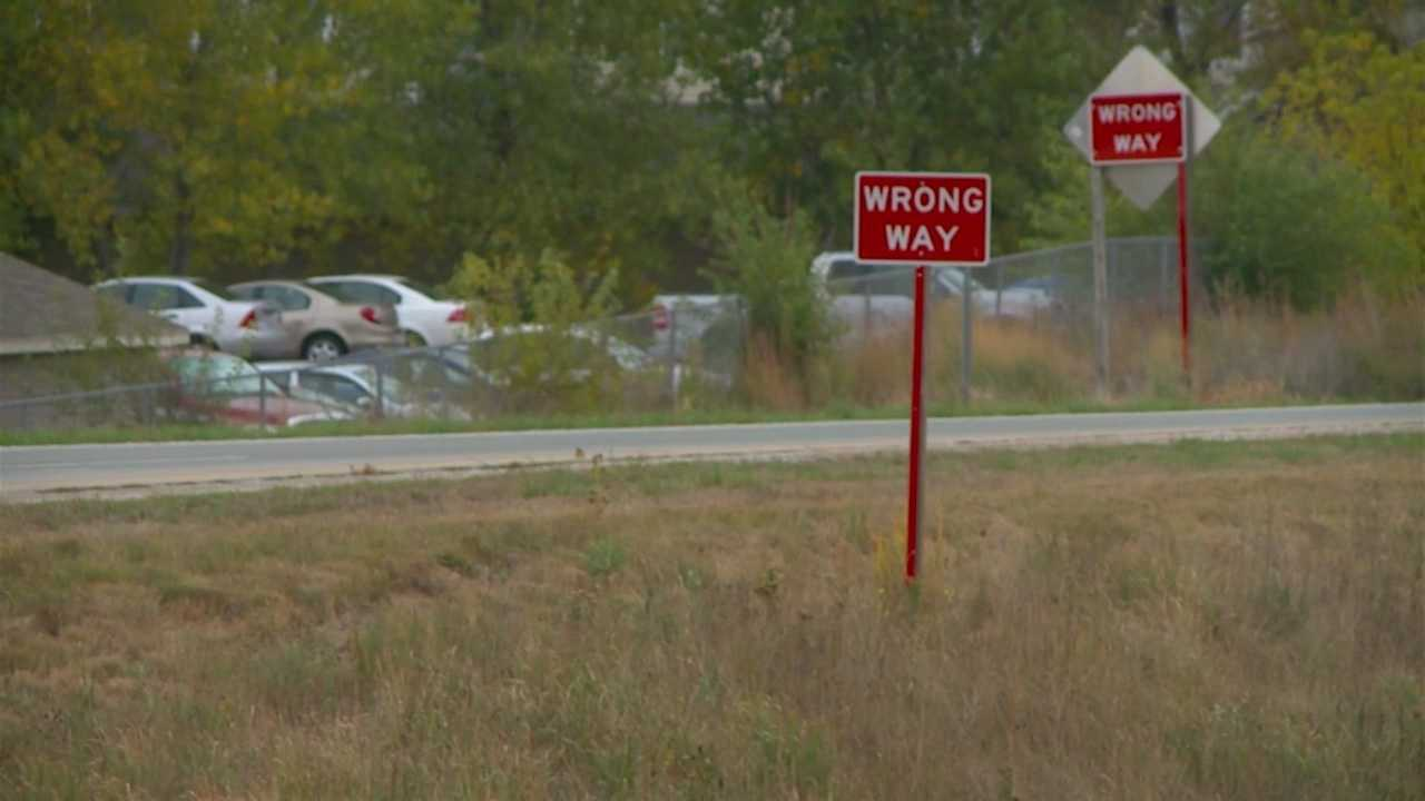Cameras track wrong-way drivers on highway
