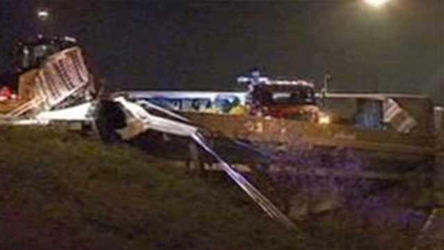 cattle truck crash