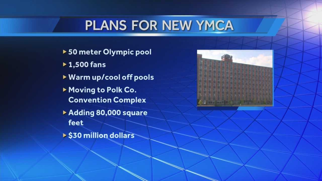 Big changes planned for YMCA
