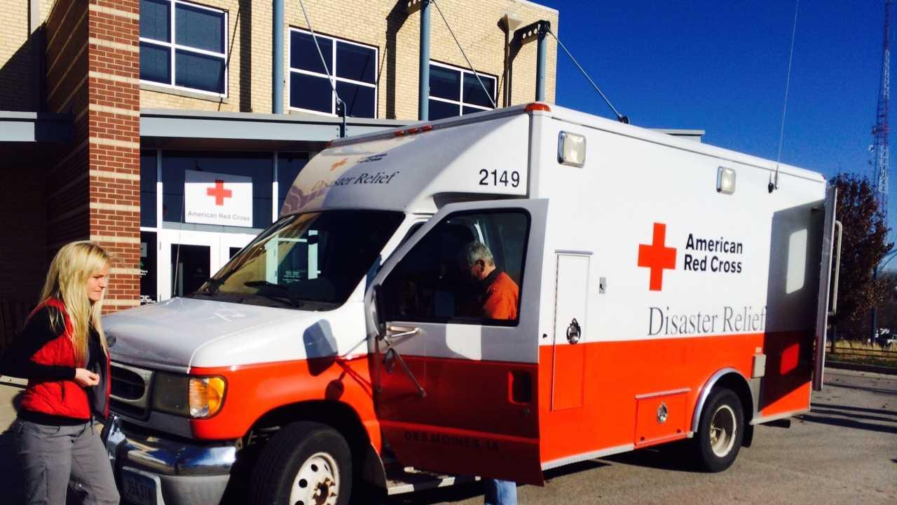 Iowa Red Cross