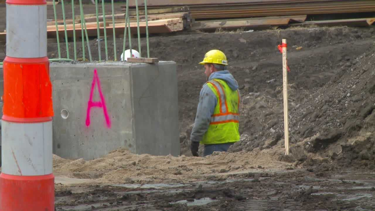 63rd Street & Grand Avenue bridge construction delayed again