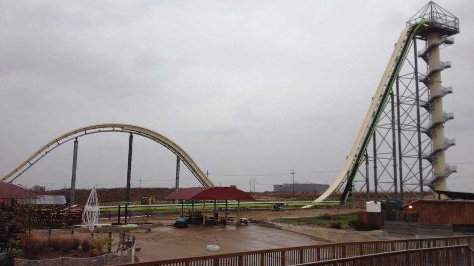 KC new water slide