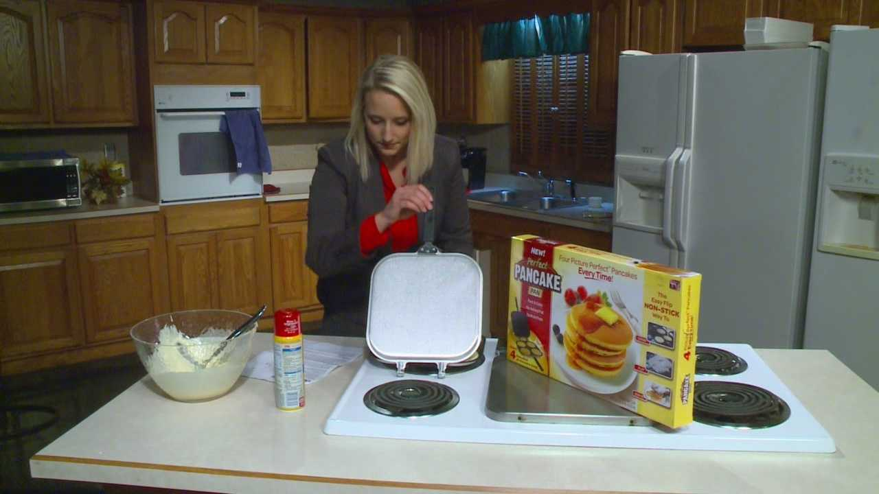 Will it Work: Perfect Pancake Pan