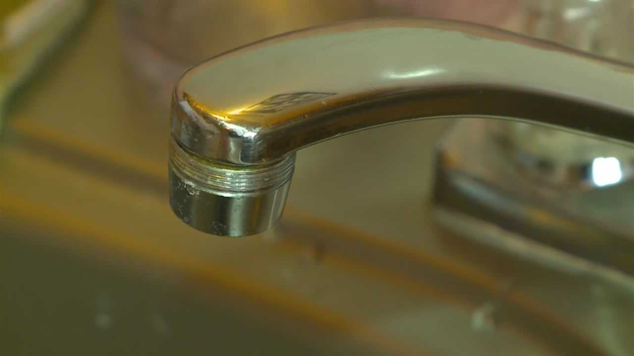 Woman says her drinking water is killing her